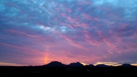 朝の太陽柱�A.JPG