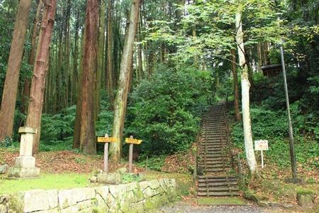 境内社と剣岳自然公園へ.JPG