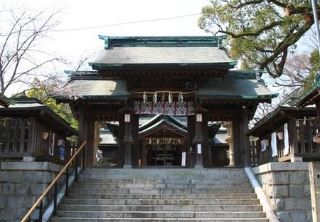 天照神社・神門.JPG