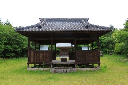 小山田神社・拝殿.JPG