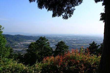 高良山より(久留米・広川) (2).JPG